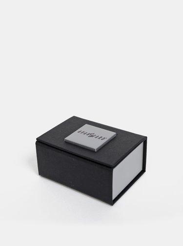 Špendlík do klopy v striebornej farbe Avantgard Pin