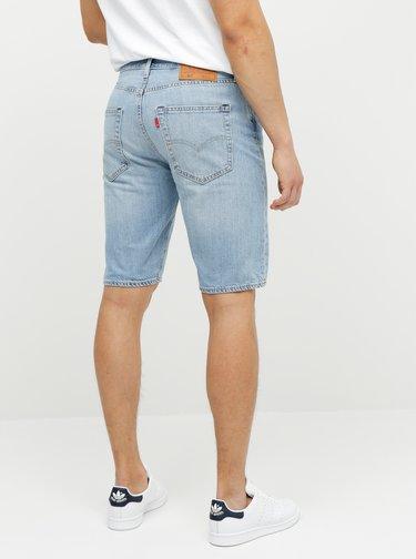 Pantaloni scurti barbatesti albastri din denim Levi's® 501