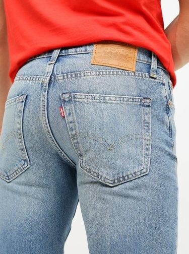 Pantaloni scurti barbatesti albastri din denim Levi's® 511