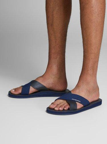 Papuci barbatesti negri Jack & Jones Nova