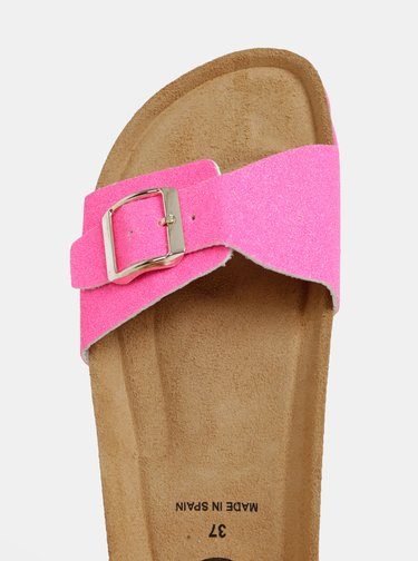 Růžové pantofle OJJU
