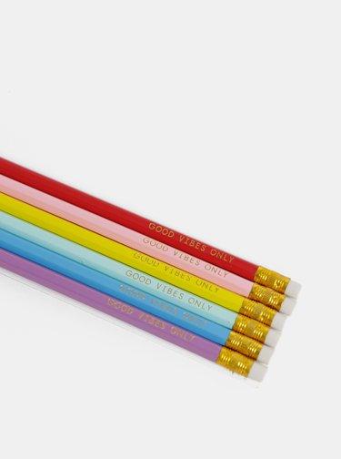 Sada šiestich ceruziek Sass & Belle