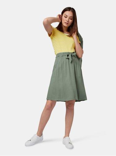 Zelená sukňa Tom Tailor