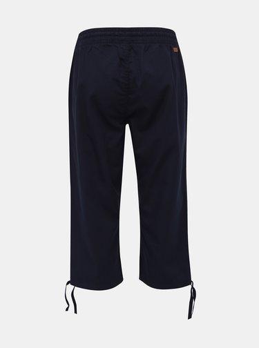 Tmavě modré dámské 3/4 kalhoty LOAP Nicoho