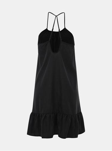 Čierne šaty Femi Stories Arava