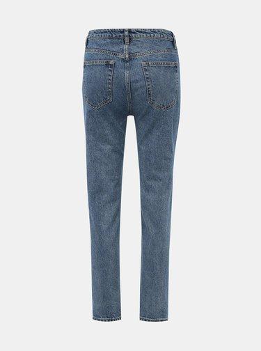 Modré zkrácené mom džíny TALLY WEiJL