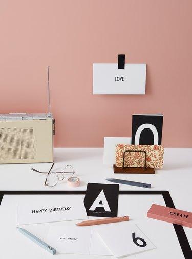 Pero Design Letters