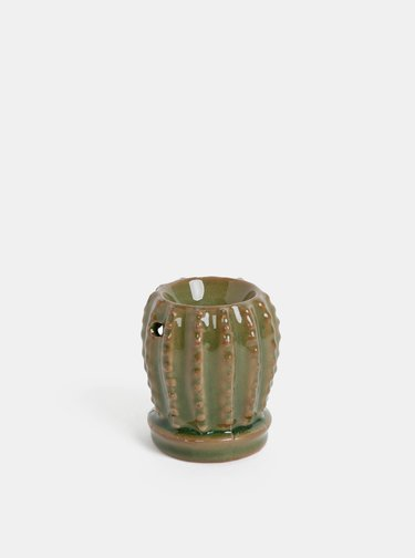 Khaki aromalampa ve tvaru kaktusu SIFCON