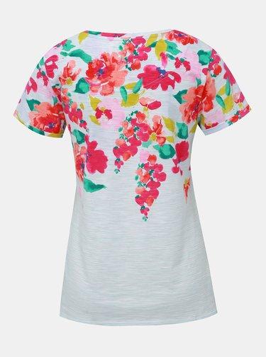 Svetlomodré vzorované tričko Tom Joule Nessa