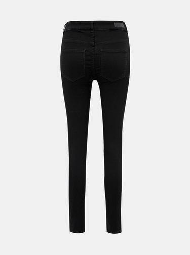 Černé skinny fit džíny Jacqueline de Yong Nikki