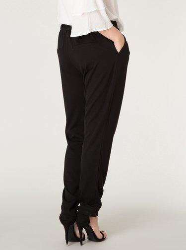 Černé kalhoty Yest