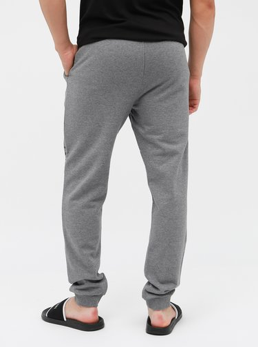 Šedé pánske tepláky Calvin Klein Jeans