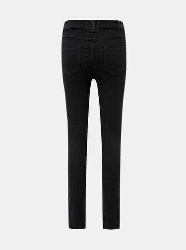 Černé skinny fit džíny Dorothy Perkins Frankie