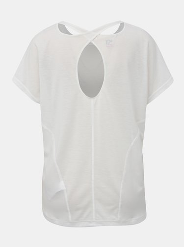 Biele športové tričko Kari Traa Isabella