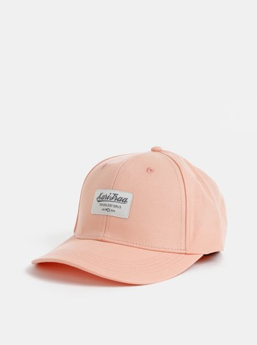 Rúžová šiltovka Kari Traa Tvinde