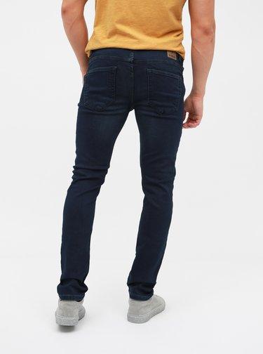 Slim fit pentru barbati ONLY & SONS - albastru inchis