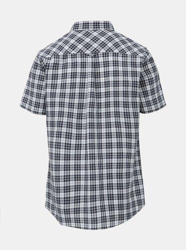 Modro-bílá kostkovaná košile Burton Menswear London Orban