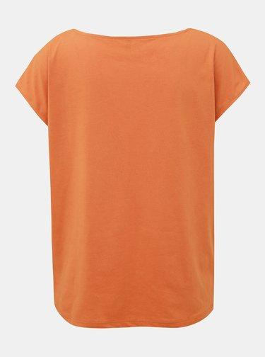 Oranžová halenka ONLY Lava