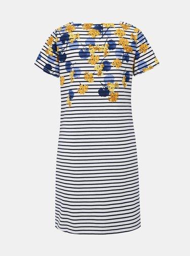 Modro-biele vzorované šaty Tom Joule