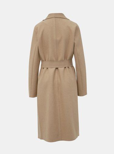 Béžový ľahký kabát VILA Balis