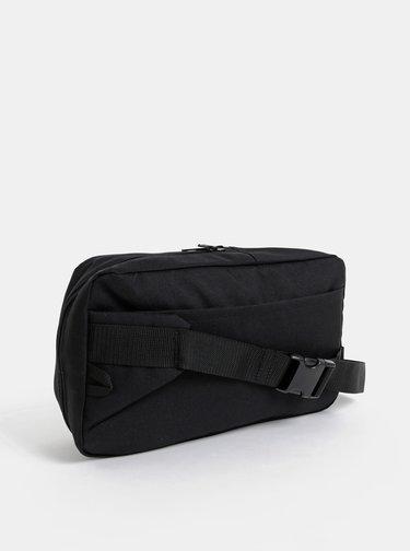 Čierna ľadvinka adidas CORE Linear Core