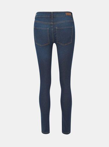 Tmavě modré skinny fit džíny Jacqueline de Yong Nikky