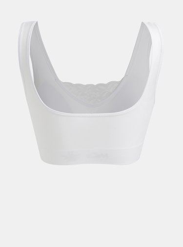 Biela krajková podprsenka M&Co