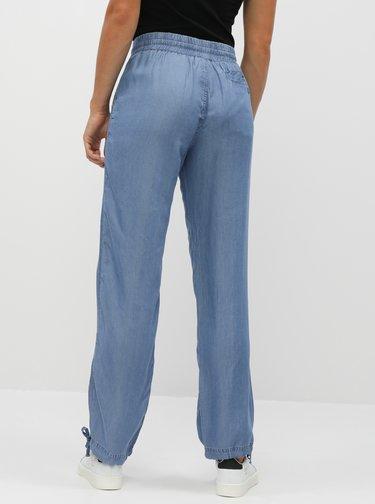 Modré dámske rifľové nohavice LOAP Nymphe