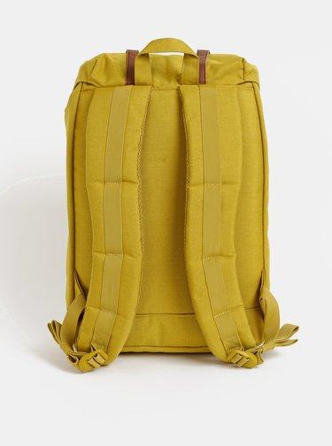 Horčicový batoh Herschel Supply Retreat 19,5 l