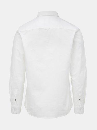 Bílá regular fit košile ONLY & SONS Oliver