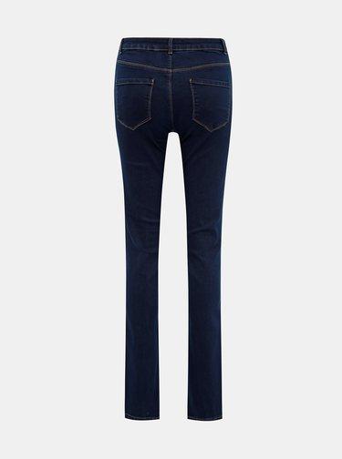 Tmavě modré bootcut džíny Dorothy Perkins Tall Ellis