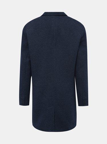 Tmavě modrý kabát ONLY & SONS Julian