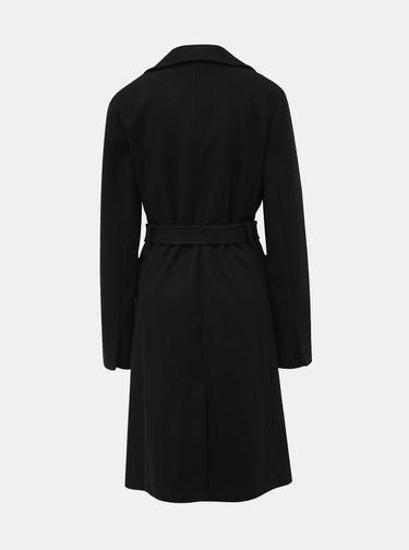 Čierny kabát Dorothy Perkins Tall