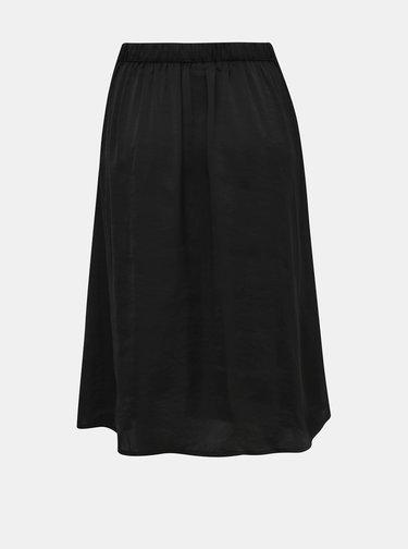 Čierna sukňa Jacqueline de Yong Sean