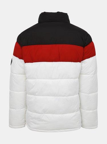 Biela zimná prešívaná bunda Burton Menswear London
