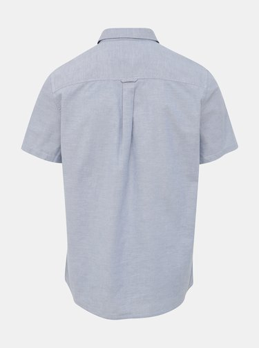 Modrá košile Burton Menswear London