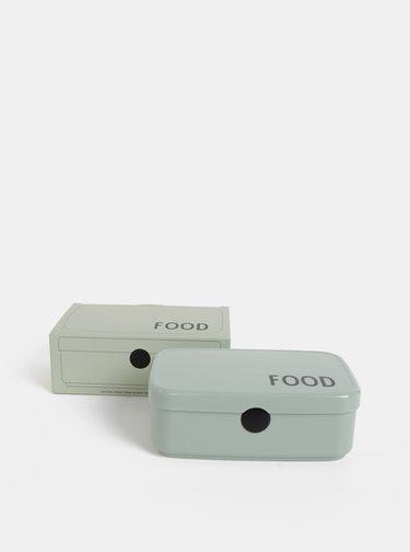 Mentolový box na jedlo Design Letters