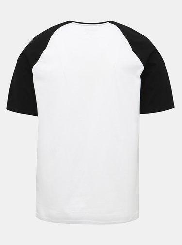 Bílé pánské tričko NUGGET Asset