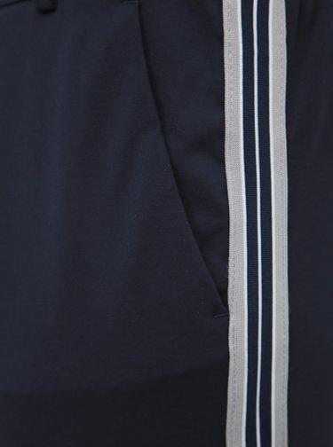 Tmavomodré nohavice ONLY CARMAKOMA