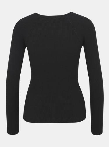 Černý svetr Miss Selfridge