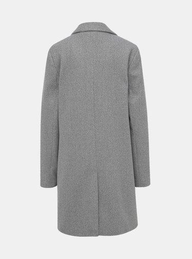 Šedý kabát Dorothy Perkins Tall