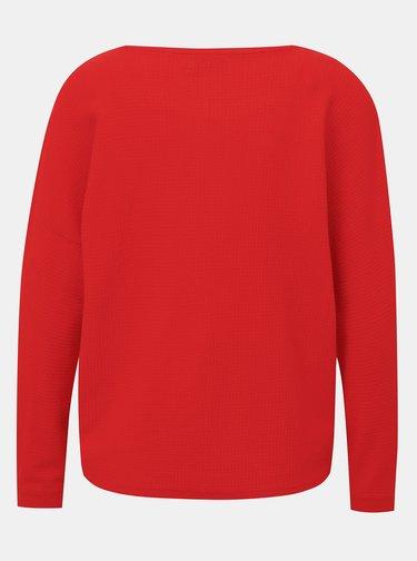Červený sveter ONLY Leah