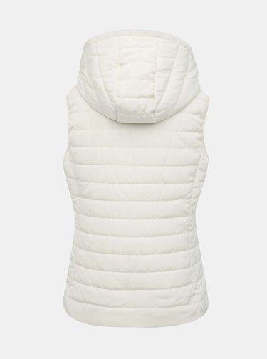 Biela prešívaná vesta ZOOT