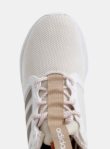 Béžovo-bílé dámské tenisky adidas CORE Energyfalcon