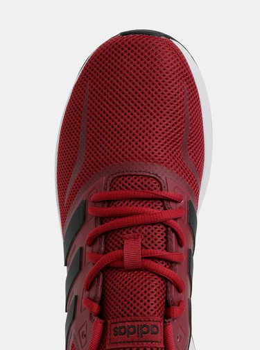 Červené pánske tenisky adidas CORE Runfalcon