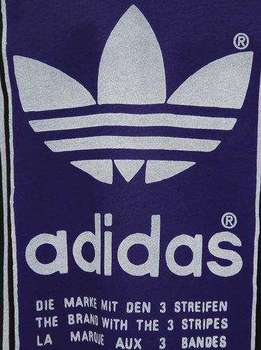 Černé pánské tričko adidas Originals