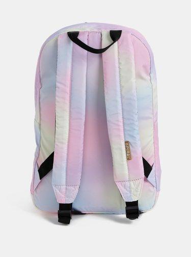 Rúžový dámsky batoh Spiral Platinum