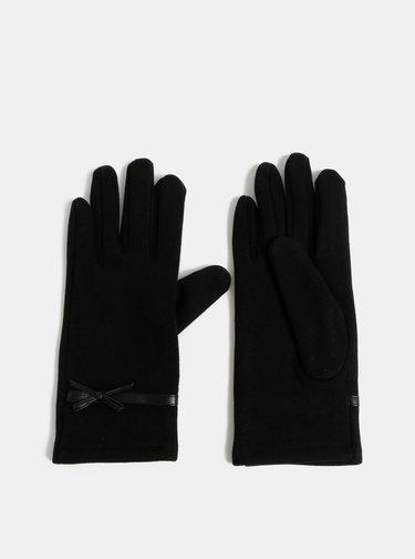 Sada dvoch párov rukavíc v čiernej a šedej farbe Dorothy Perkins