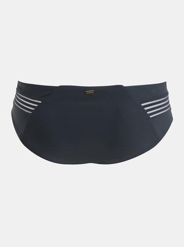 Tmavě šedý dámský spodní díl plavek Rip Curl