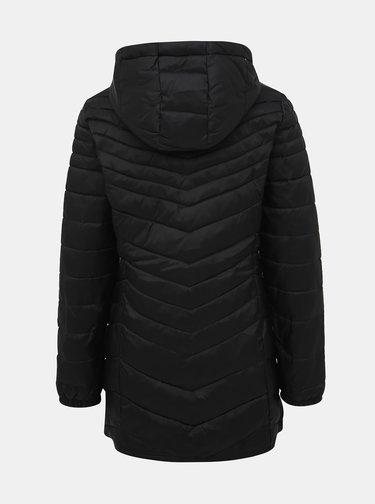Černá prošívaná bunda ONLY Demi